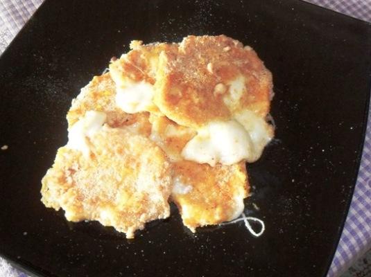 Mozzarella in carrozza al forno la cucina di verdiana for Ricette mozzarella in carrozza al forno