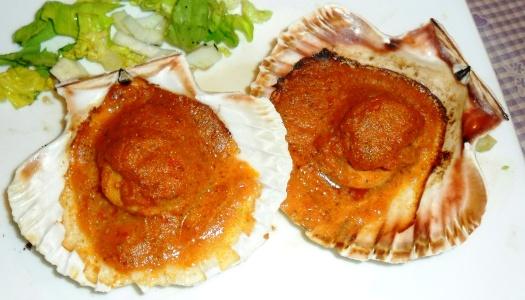 Finger food veloce: cappasante gratinate a modo mio | La Cucina di ...