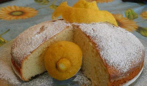 Torta al limone semplice - La cucina di Verdiana