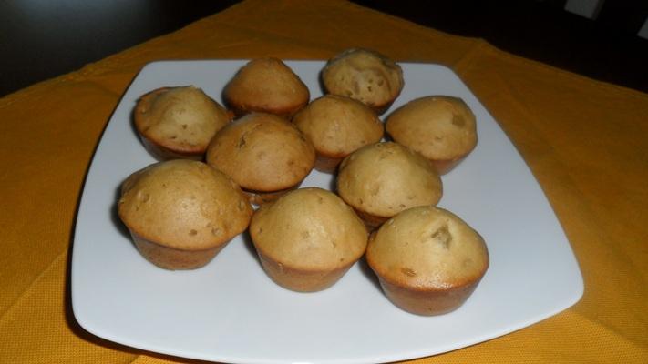 Muffin al cedro - La cucina di Verdiana