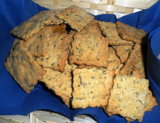 Cracker fatti in casa la cucina di verdiana for Case di cracker di florida