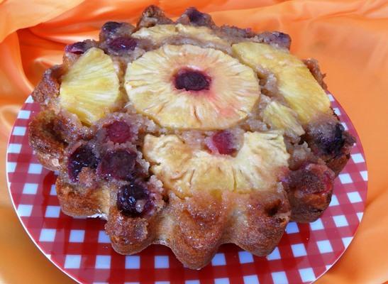 Torta all\'ananas: la mia ricetta - La cucina di Verdiana