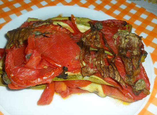 Sformato di verdure estive - La cucina di Verdiana