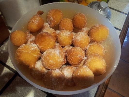 Castagnole morbide di Carnevale - La cucina di Verdiana