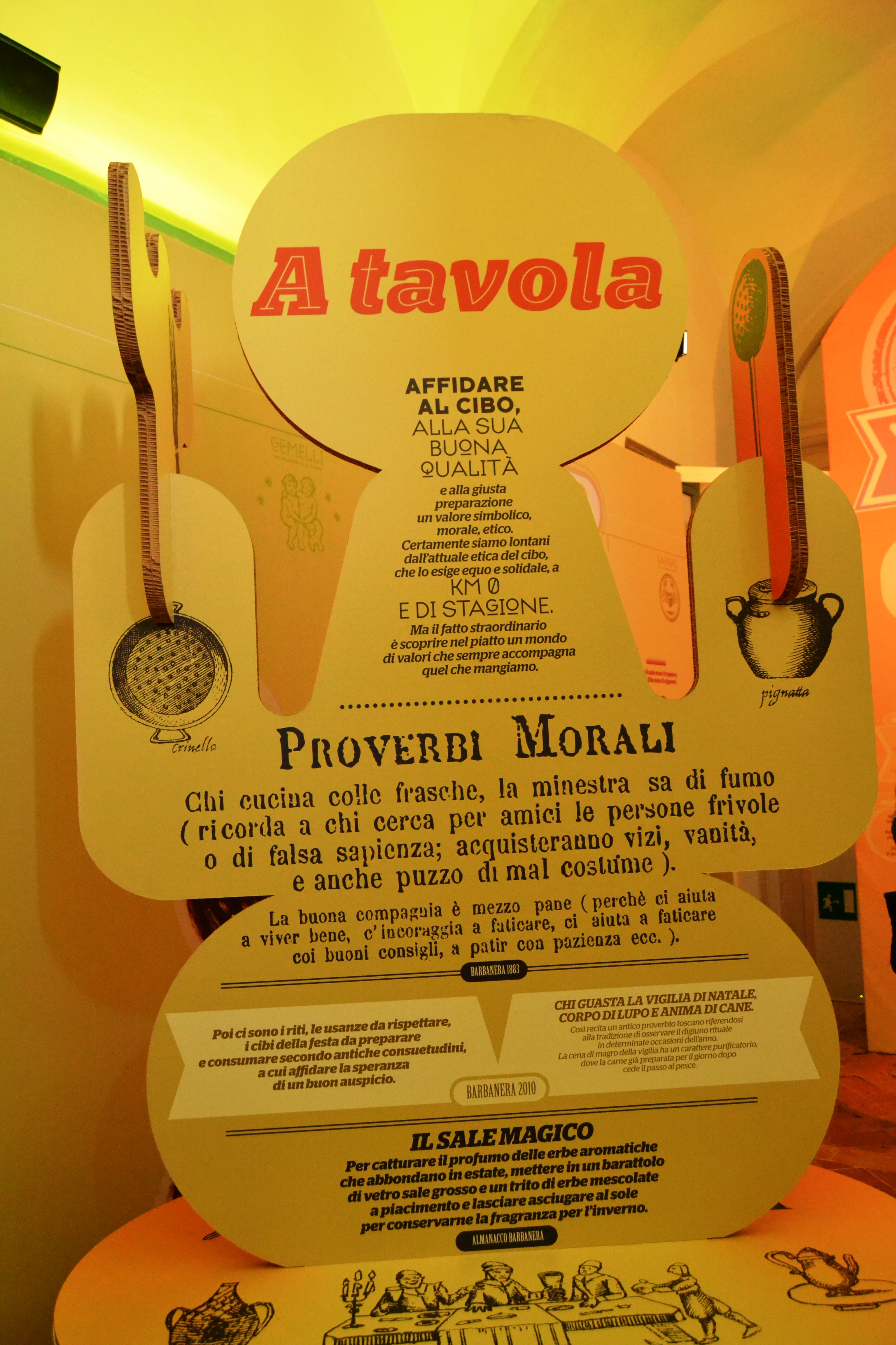 mostra barbanera