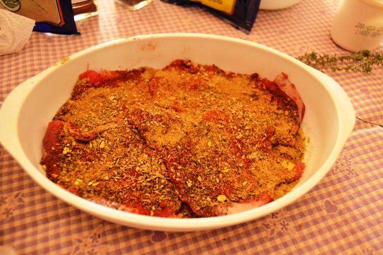 Ricetta Di Kebab Al Forno.Kebab Al Forno La Cucina Di Verdiana