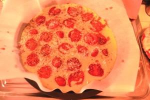 pizza con farina di ceci da cuocere | La Cucina di Verdiana - Blog ...